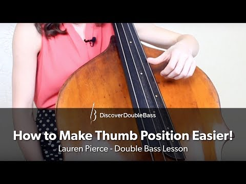 5 Top Tips to Make Thumb Position Technique Easier!