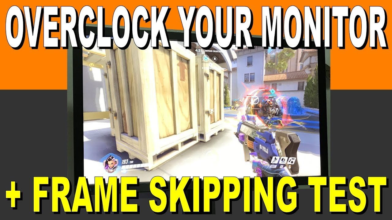 How To Overclock Your Monitor [Everything You Need To Know]