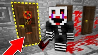 HIDING FROM THE EVIL PUPPET... | CIRCUS HIDE & SEEK! - Minecraft Mods