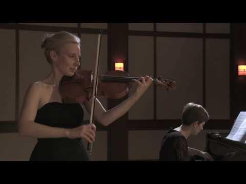 Sinding Presto transcribed for Viola and Piano | Helena Baillie-Viola