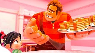 Ralph Breaks The Internet Official Trailer (2018) Disney HD