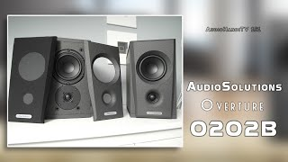 [AudioHanoiTV] Số151: Review Loa AudioSolutions Overture O202B