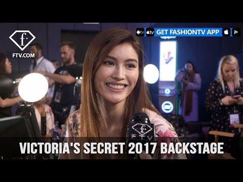 Victoria's Secret Fashion Show 2017 Shanghai Backstage ft.Sui He Part.5 | FashionTV