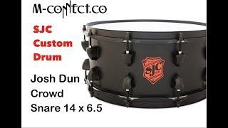 SJC Custom Drum : Josh Dun Crowd Snare / ジョシュダンクラウドスネア