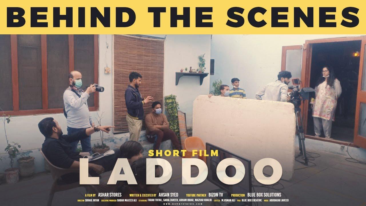 Behind The Scenes │ Laddoo │ Short Film (Bizon TV)