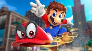 Super Mario Odyssey [Switch] -- recenzja