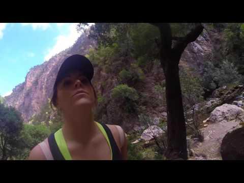 Hiking Rif Mountains