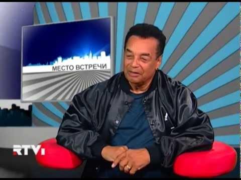 Gary U.S. Bonds - The Friday Night With Oleg Frish On RTVI