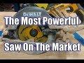 DEWALT Flexvolt DCS577 60V Brushless 7-1/4″ Rear Handle Circular Saw Review