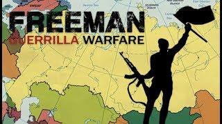 shroud reacts to Freeman: Guerrilla Warfare Trailer