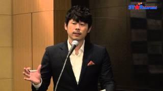 '2015 Passion Crews 음악선상콘서트' 기자간담회 - PK헤만