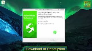 iMyFone iPhone Kik Recovery 5.0.0