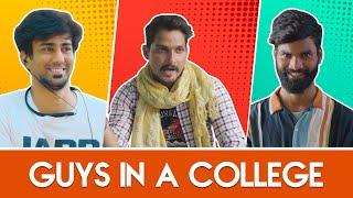 Guys In A College Ft. Nikhil Vijay & Ambrish Verma | Hasley India