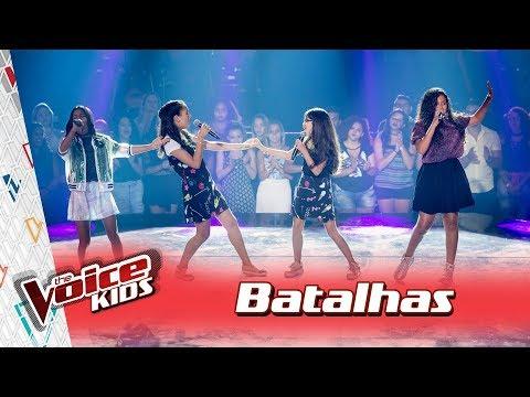 Ana Vitória, Maria Clara e Mariana e Vivian cantam 'A Fórmula do Amor' nas Batalhas – TVK Brasil