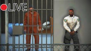 [GTA5] LIVE UITBREKEN UIT DE GEVANGENIS!! - Royalistiq | Livestream #115