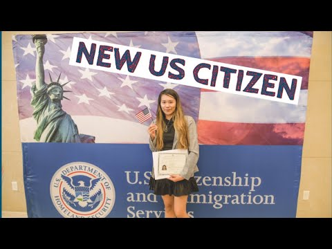 US CITIZENSHIP OATH TAKING CEREMONY    JANUARY 24, 2020    FULL VIDEO OF CEREMONY
