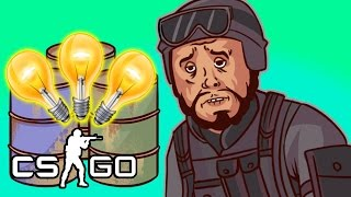 GENIUS JORDAN - Counter-Strike GO Highlights