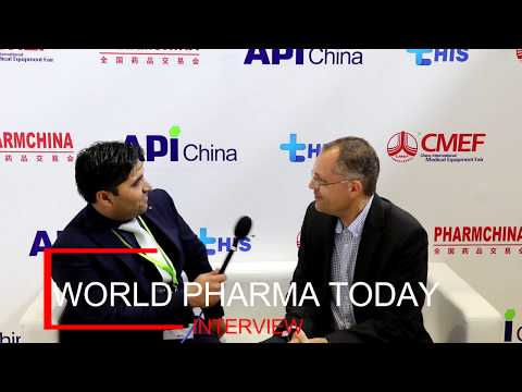 Interview with Dr. Mike Schaefers of West Pharmaceutical Services, Inc.