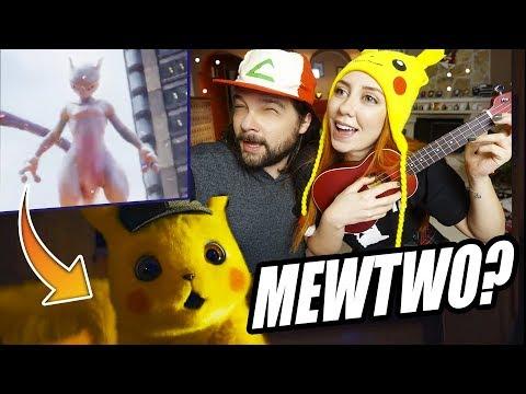 POKÉMON Dedektif Pikachu 2.Fragman Tepkisi ve Teori! MEWTWO