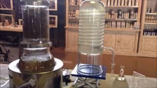 видео Технологии изготовления эфирных масел