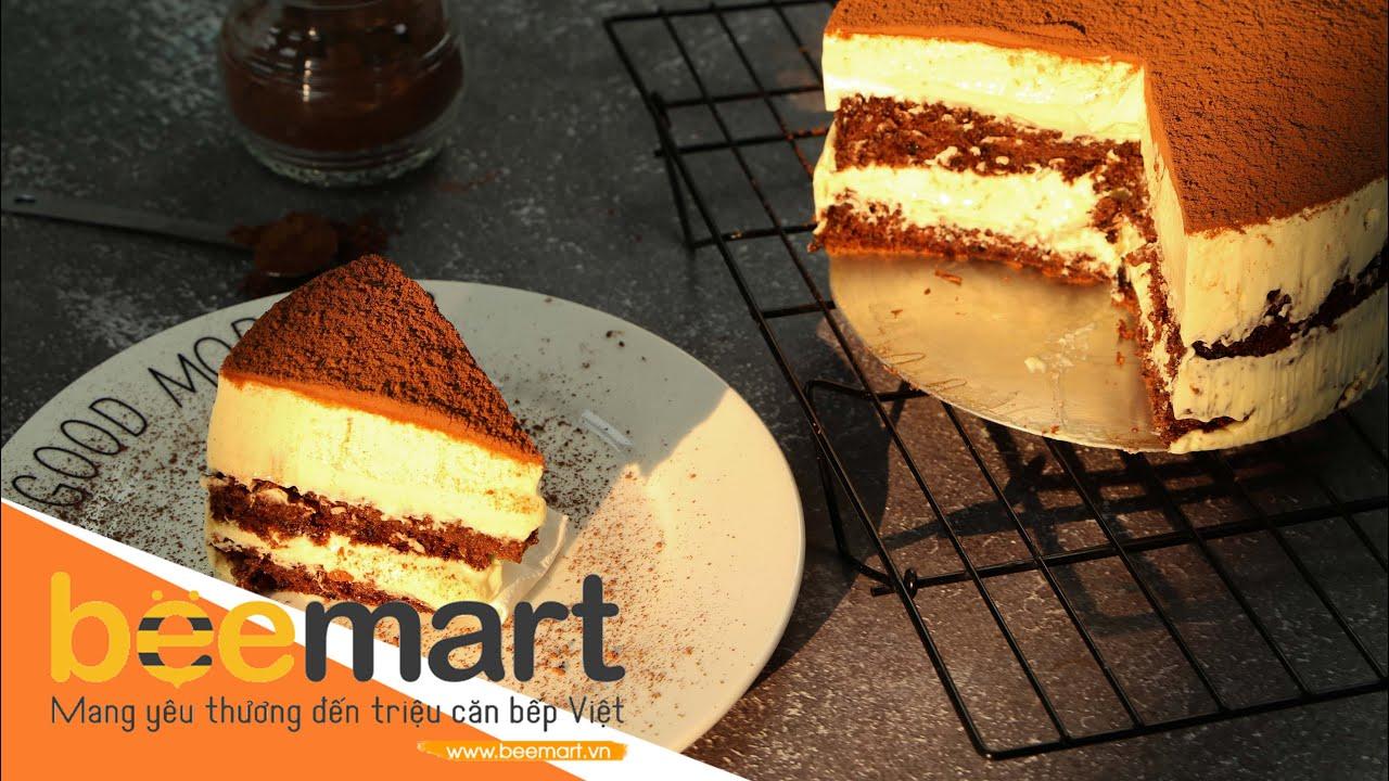 Cách làm bánh Tiramisu chuẩn vị dễ làm tại nhà