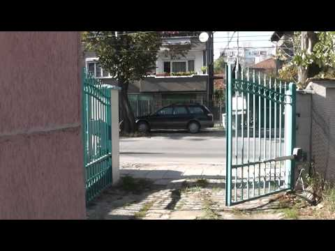 управление на дворна врата за автомобили