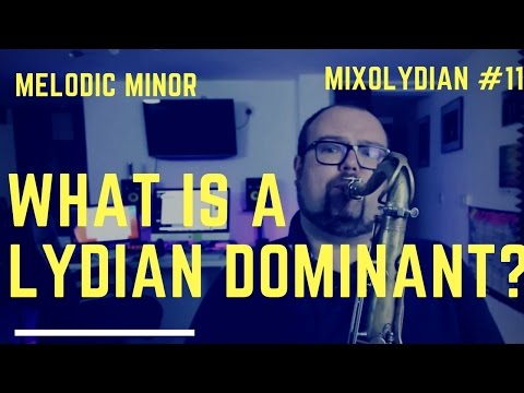 What is a Lydian Dominant Scale?