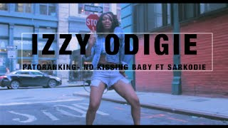 Patoranking - No Kissing Baby ft. Sarkodie IZZY ODIGIE AFROBEATS