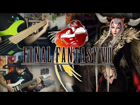 Final Fantasy VIII & XIV goes Rock - The Extreme