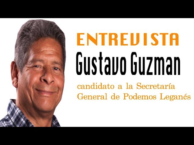 ENTREVISTA GUSTAVO GUZMAN