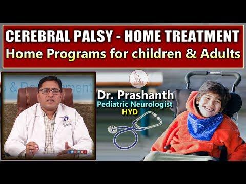 Cerebral Palsy Home Treatment | Doctors Advice | Parental Tips | Eagle Media Works