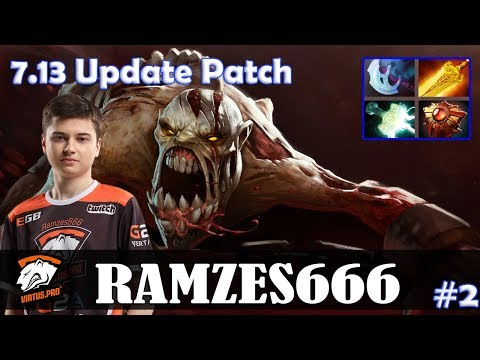 Ramzes - Lifestealer Safelane | 7.13 Update Patch | Dota 2 Pro MMR Gameplay #2 thumbnail