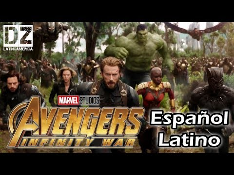 descargar los vengadores infinity war castellano torrent gratis