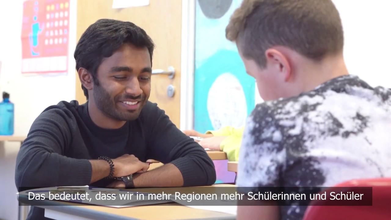 "Engagementpreis der Studienstiftung | Sagithjan Surendra, ""Aelius Förderwerk e.V."""