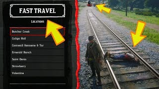 10 Tips & Tricks in Red Dead Redemption 2 You Didn't Know! (RDR2 Tips & Tricks)
