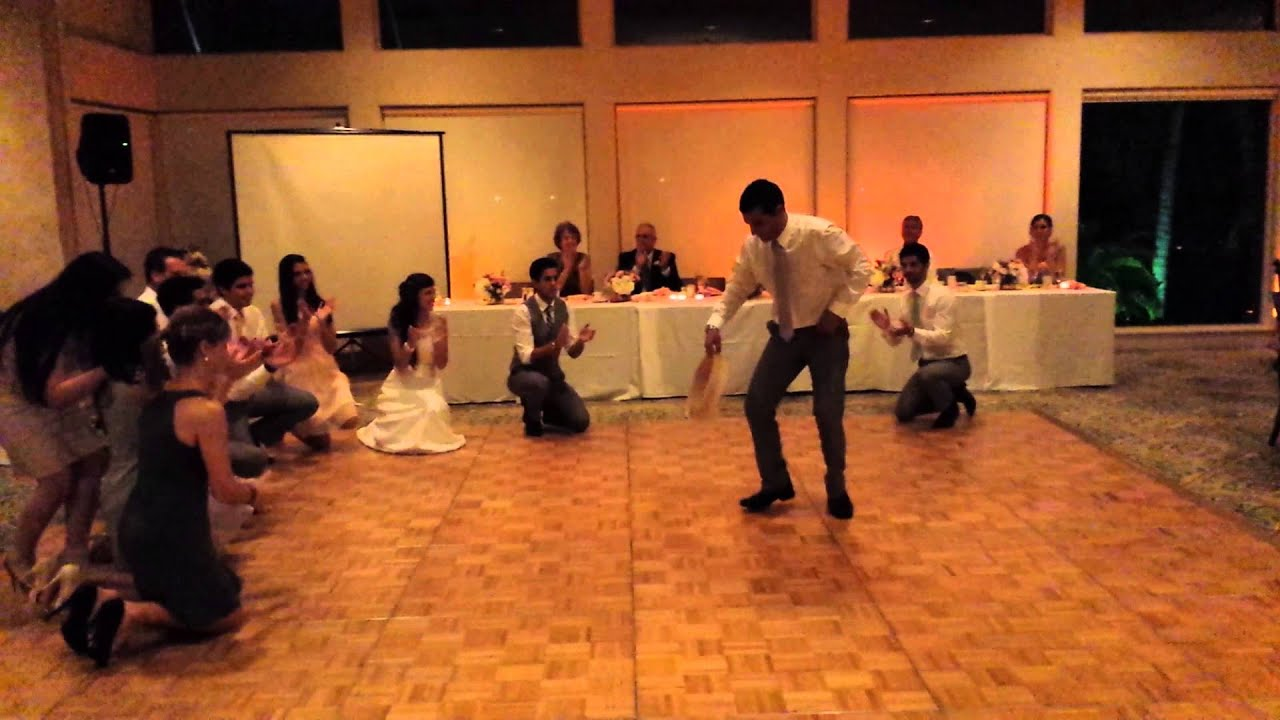Crazy Greek Wedding Dance