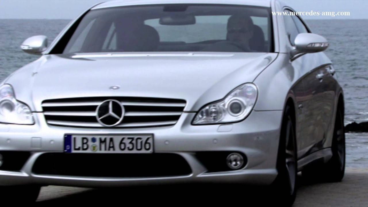 2006 CLS 63 AMG  YouTube