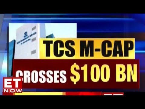 TCS M-Cap At $100 BN - Full Report