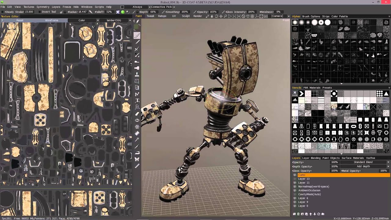 how to create a uv map in maya