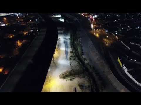 #BorderNetworkNews Drone Footage from El Paso TX