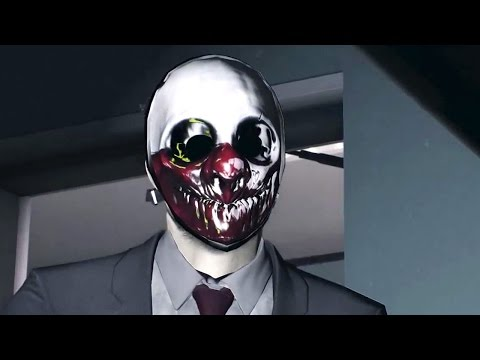 PAYDAY 2 Crimewave Edition - Insaisissables Trailer [FR] (PS4 / Xbox One) poster
