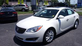 2014 Buick Regal Turbo Premium Walkaround, Start up, Tour and Overview