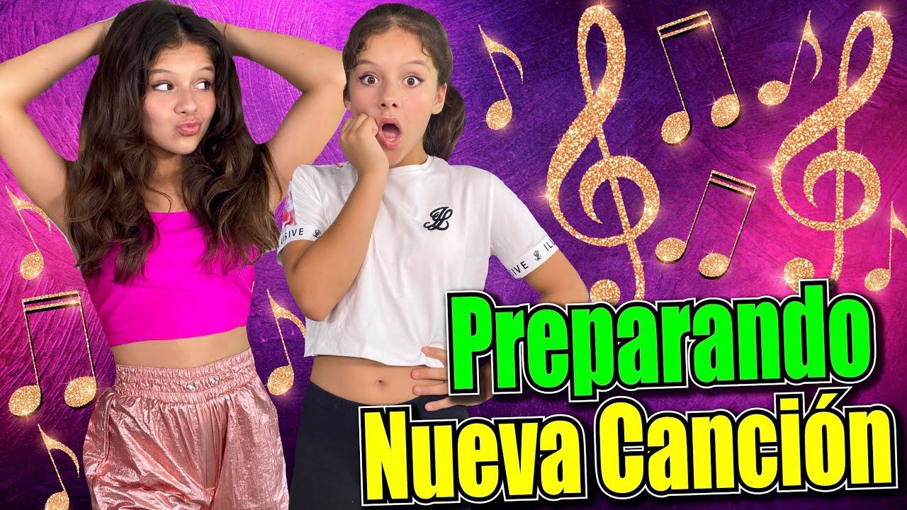 🎤MAKING OF de NUEVA CANCIÓN 🔥 ¡¡24 PREPARANDO nuevo VIDEOCLIP de NUESTRA NUEVA CANCIÓN!!