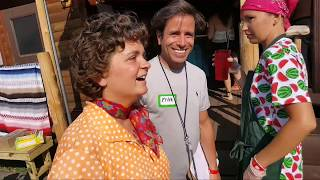 Woodstock Fruit Festival 2017!! Arriving w/ Grant Campbell, Carla Rupp, Meal and friends Part 1