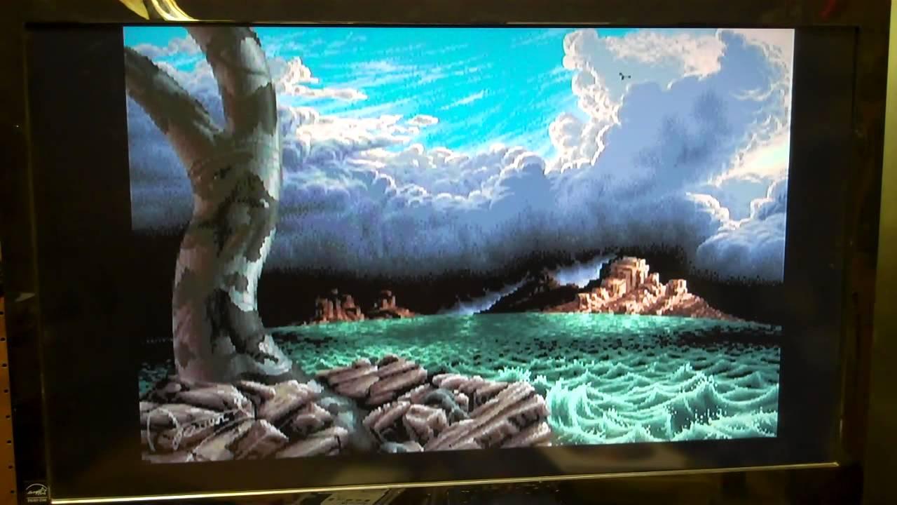 Amiga Emulator Basic Setup on the Xbox by Chaosmountain1
