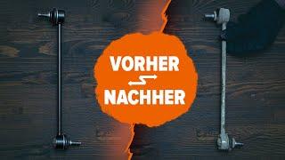 Stabibuchsen austauschen CHRYSLER DELTA - Wartungstipps für Radaufhängung & Lenker
