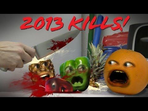 Annoying Orange - 2013 KILLS MONTAGE! streaming vf