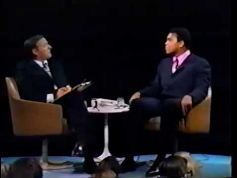 Muhammad Ali speaks on Malcolm X - Classic footage