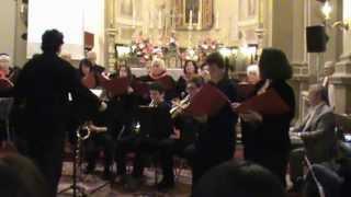 """Coro """"La Settima Nota"""" Di Manziana -  Sacrofano RM 1.6.13"""
