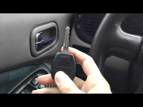 Nissan Almera N16/Honda Accord Key Remote Programming